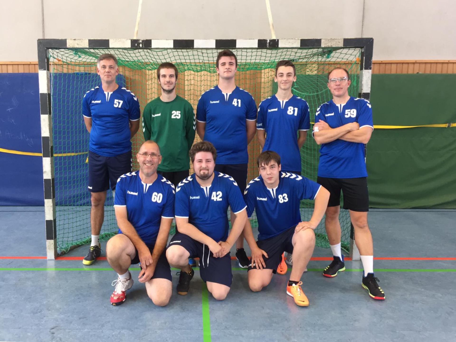 Unsere Handballjugend