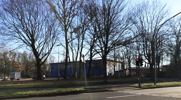 Sportzentrum an der Berliner Straße